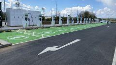 Electric Highway, la soluzione UK per la ricarica delle auto elettriche