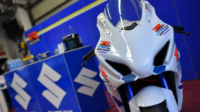 GSX-R Racing Academy 2021
