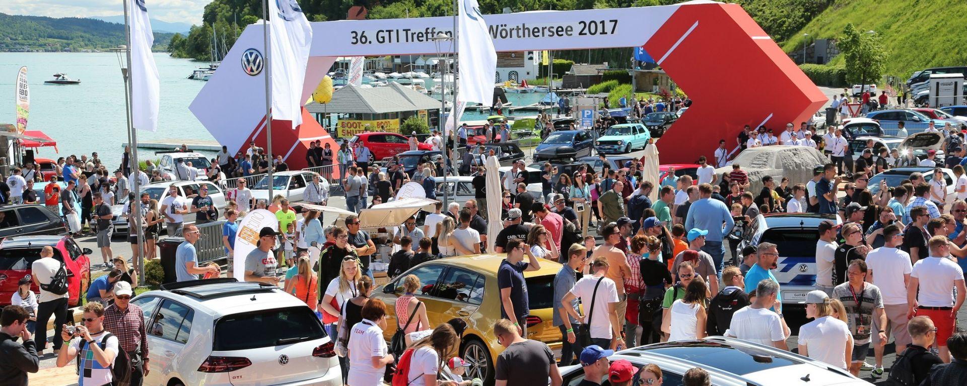 GTI Treffen Worthersee 2017: il raduno dedicato alla Volkswagen GTI e non solo