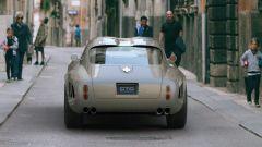 GTO Engineering Squalo: il posteriore