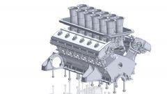 GTO Engineering Squalo: schema del motore