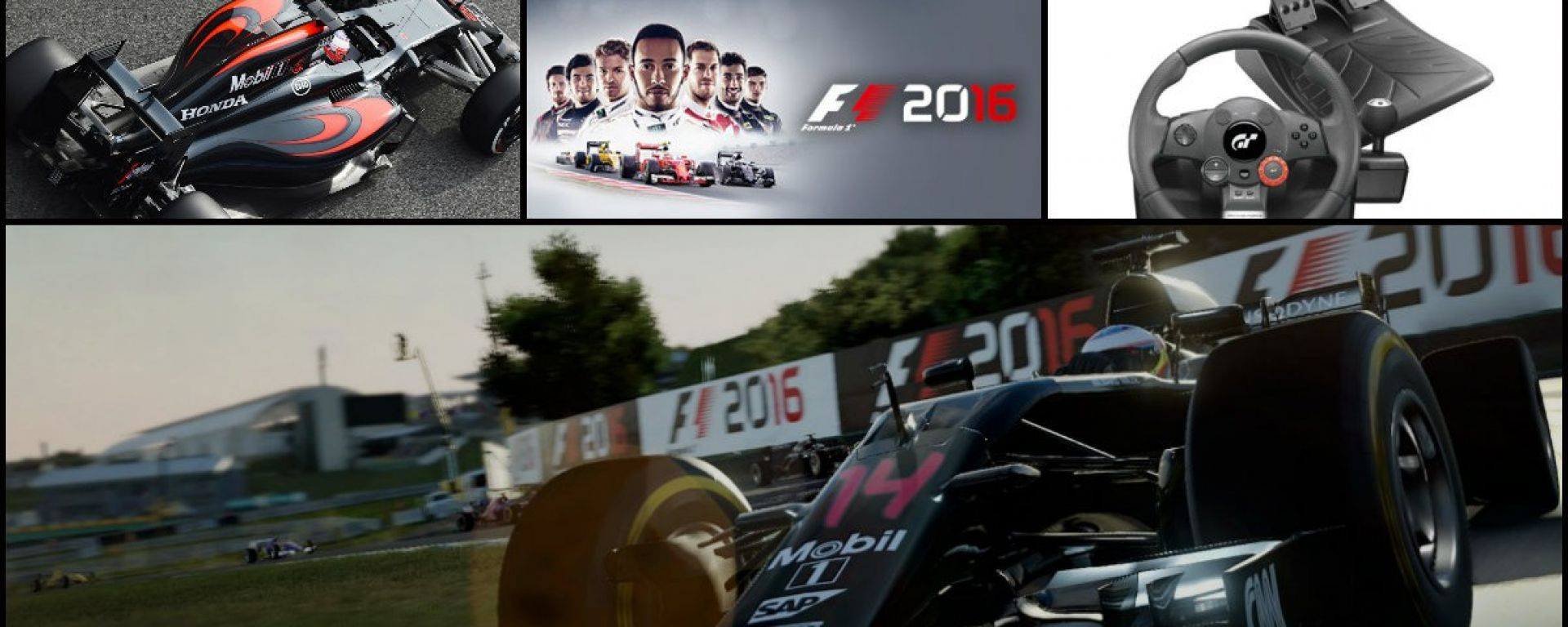 GUARDA l'hot lap sul circuito della Malesia (video) - F1 2016 Codemaster