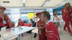 Guardando insieme il GP di Spagna
