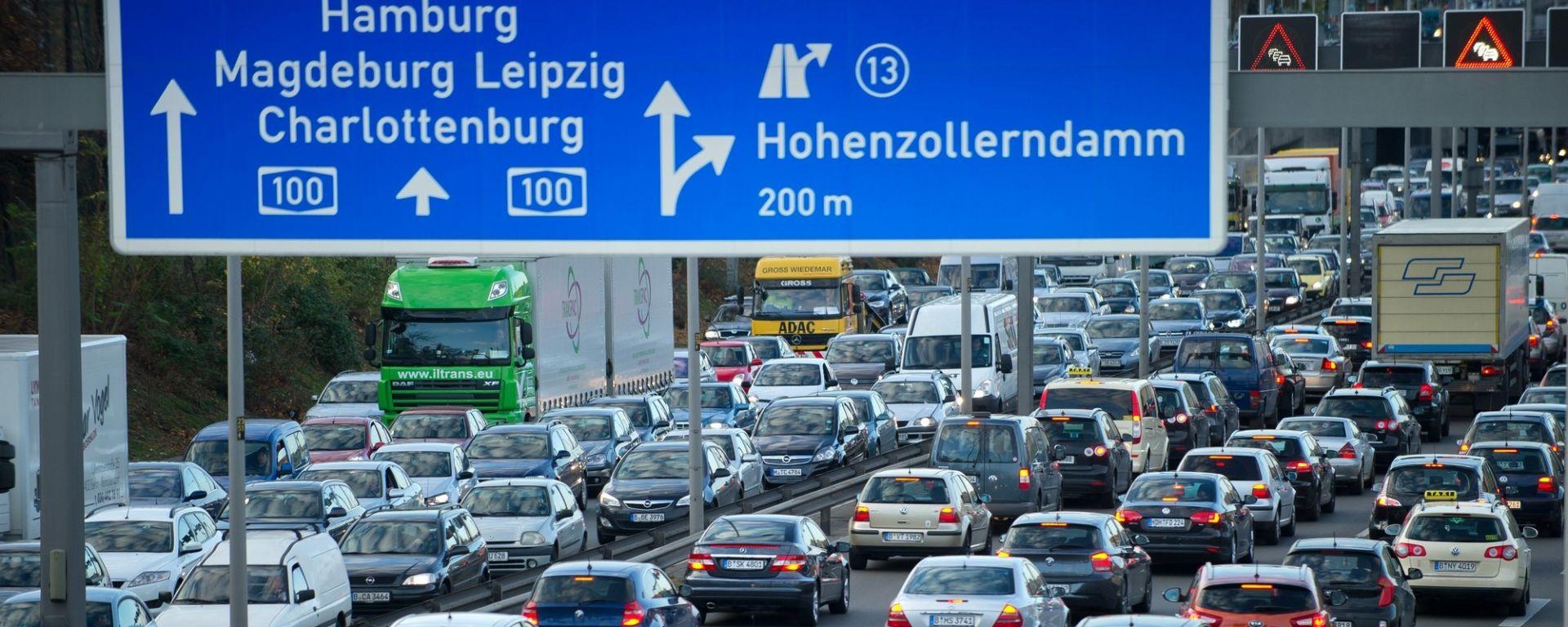 Guerra alle auto diesel, le città tedesche si preparano
