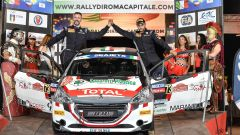 Guglielmini - Peugeot Competition 208 Rally Cup Top