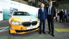 Guida autonoma, BMW sceglie la partnership con Baidu