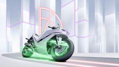Guida autonoma Bosch moto