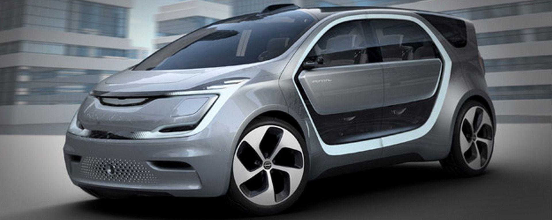 FCA, BMW, Intel e Mobileye assieme per la guida autonoma