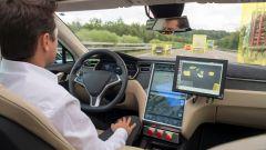 Guida autonoma come antidoto alla Brexit: test liberi in UK dal 2021