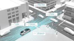 Guida autonoma, alleanza Daimler-Bosch. Nvidia la piattaforma - Immagine: 2
