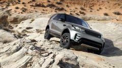 Guida autonoma anche in fuoristrada: il progetto Jaguar Land Rover