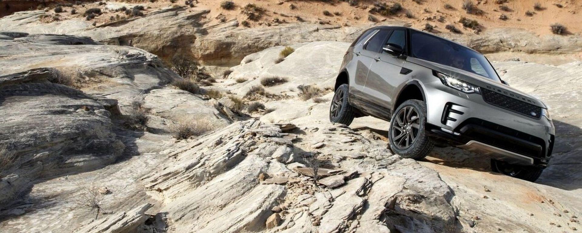 Guida autonoma in off-road, la sfida di Jaguar Land Rover