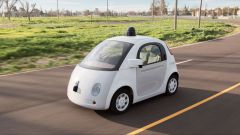 Guida autonoma: la prima Google Car