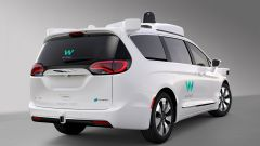 Guida autonoma: lo sviluppo della Chrysler Pacifica ha richiesto appena 6 mesi di lavoro