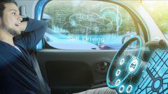 Guida autonoma Livello 0-5 SAE: definizione e caratteristiche