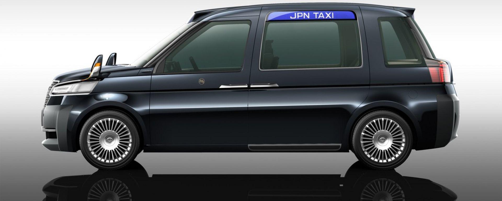 Guida autonoma: Toyota, dopo Uber, chiede aiuto ai tassisti