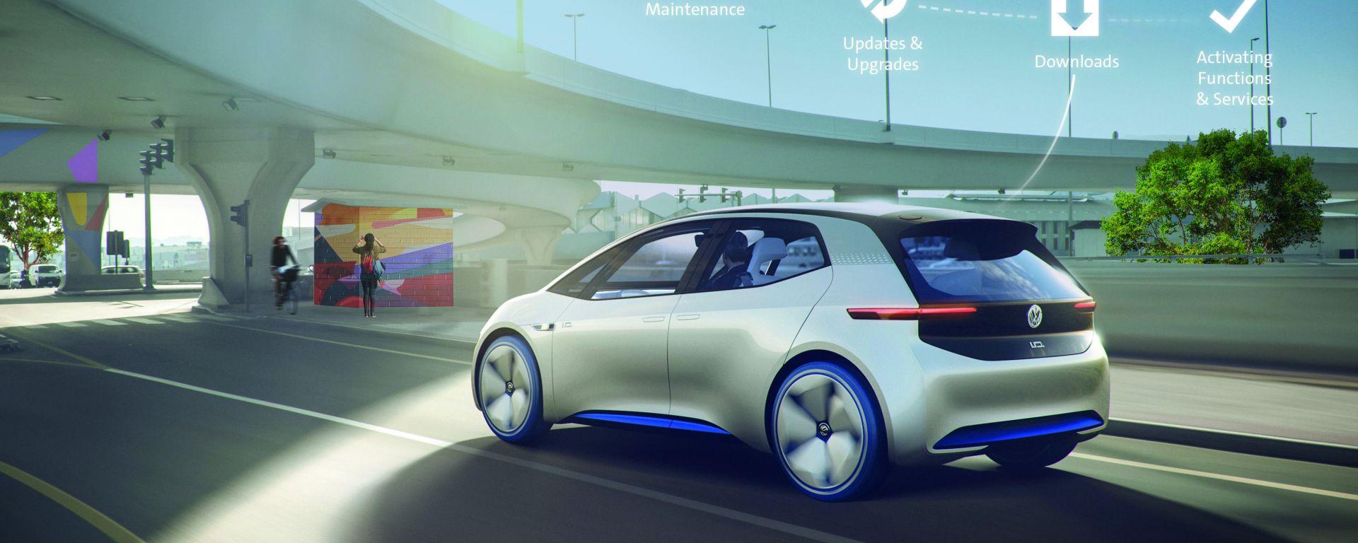 Guida autonoma, Volkswagen e Microsoft rafforzano la partnership