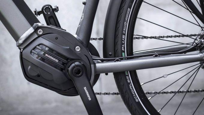 Guida e-bike 2020: il motore centrale di una e-bike