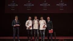 Guida Michelin 2018, su Niederkofler, giù Cracco - Immagine: 17