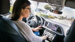 Guidare in gravidanza: aumentare la frequenza delle soste