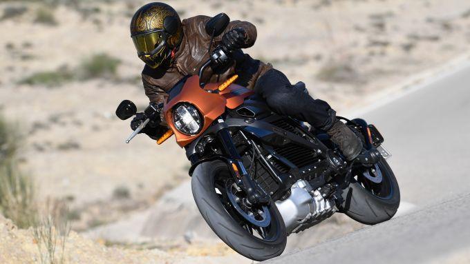 Guidare la Harley-Davidson LiveWire è un'esperienza che consiglio di fare a qualsiasi motociclista