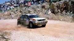Guidare la Lancia Delta HF Integrale - Immagine: 7