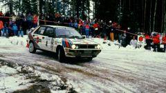 Guidare la Lancia Delta HF Integrale - Immagine: 9