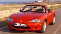 Guidare la Mazda MX-5 - Immagine: 4