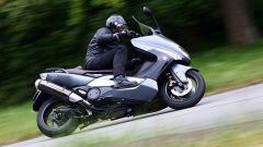 Guidare lo Yamaha TMax - Immagine: 6