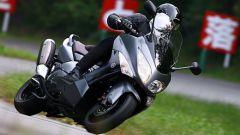 Guidare lo Yamaha TMax - Immagine: 7
