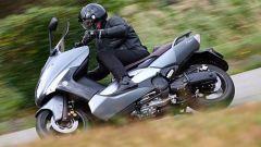 Guidare lo Yamaha TMax - Immagine: 9