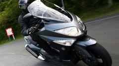 Guidare lo Yamaha TMax - Immagine: 10