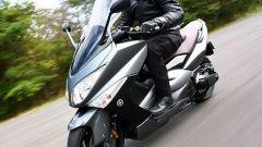 Guidare lo Yamaha TMax - Immagine: 11