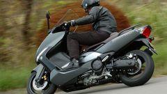 Guidare lo Yamaha TMax - Immagine: 12