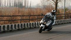 Guidare lo Yamaha TMax - Immagine: 14