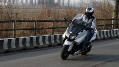 Guidare lo Yamaha TMax - Immagine: 19