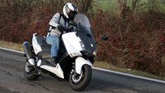 Guidare lo Yamaha TMax - Immagine: 20
