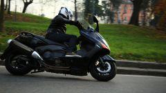 Guidare lo Yamaha TMax - Immagine: 1
