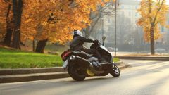 Guidare lo Yamaha TMax - Immagine: 5