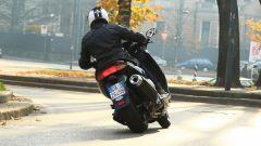 Guidare lo Yamaha TMax - Immagine: 3