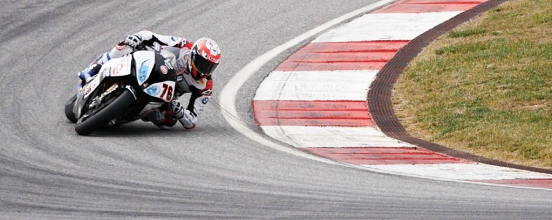 Gulf Althea BMW Racing Team