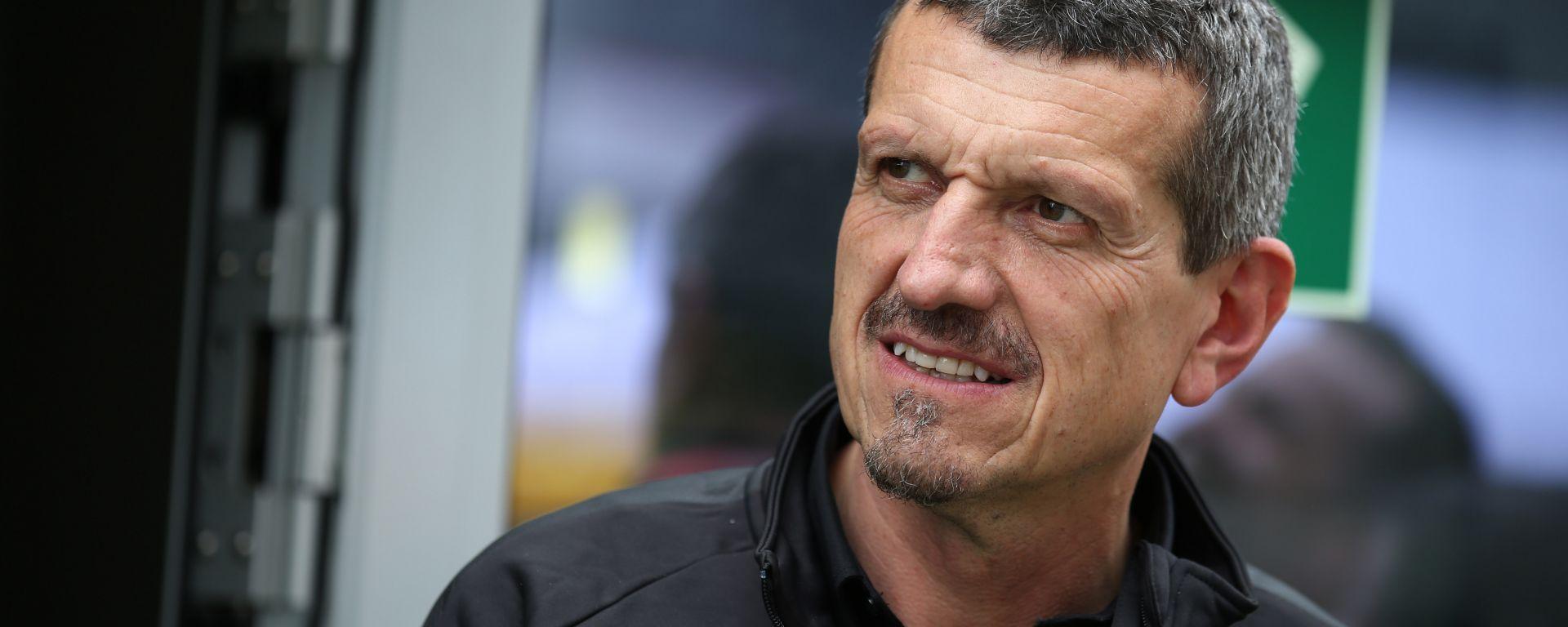Gunther Steiner (Haas)