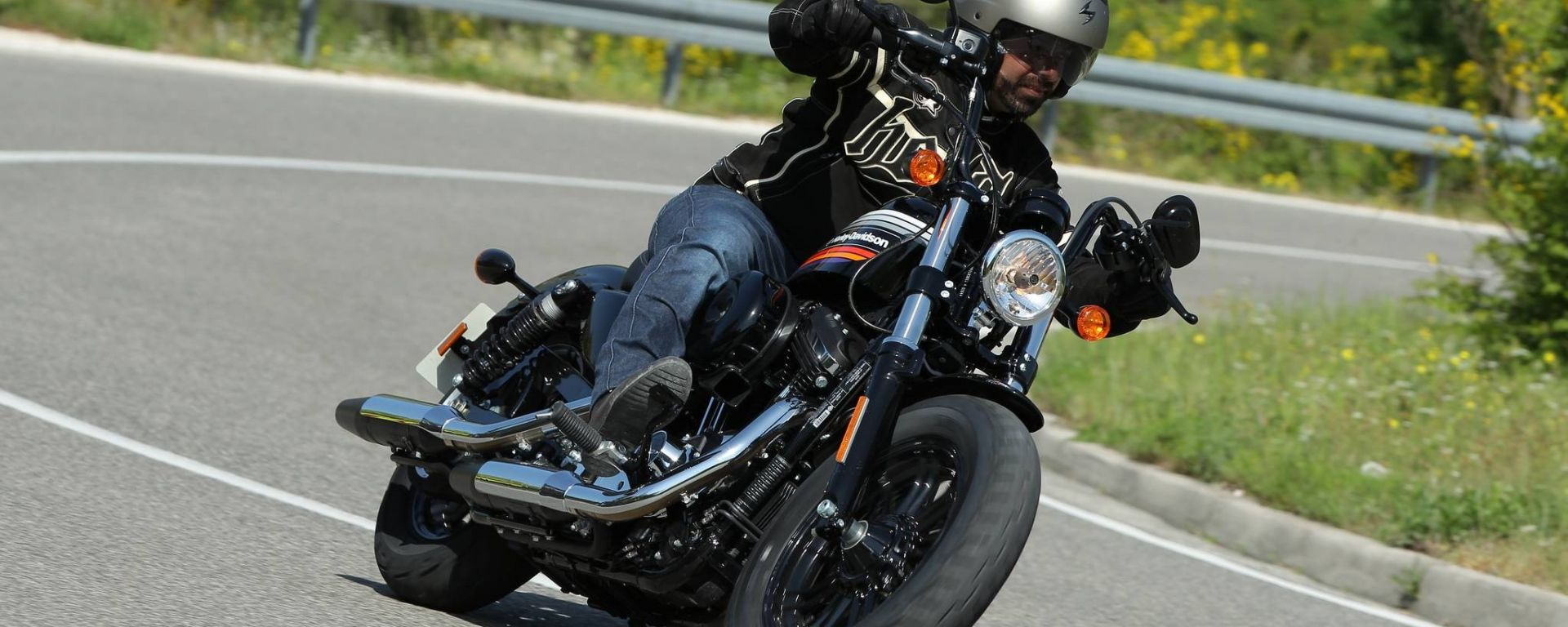 Harley Davidson: Harley-Davidson Sportster Iron 1200 E Forty-Eight Special