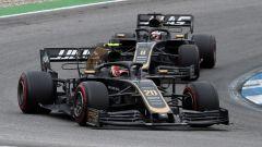 Haas 2019, Kevin Magnussen vs Romain Grosjean