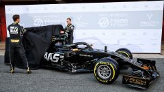 Haas, nuova monoposto svelata a Barcellona