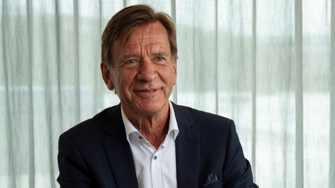 Hakan Samuelsson, CEO di Volvo Cars
