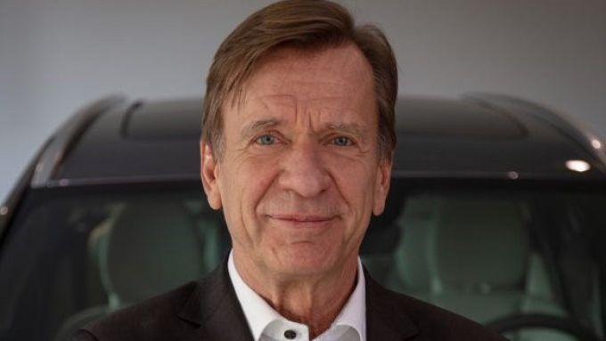 Hakan Samuelsson, presidente e Ceo di Volvo Cars