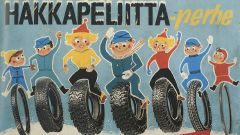 Hakkapeliitta è il primo pneumatico invernale, brevettato da Nokian 80 anni fa