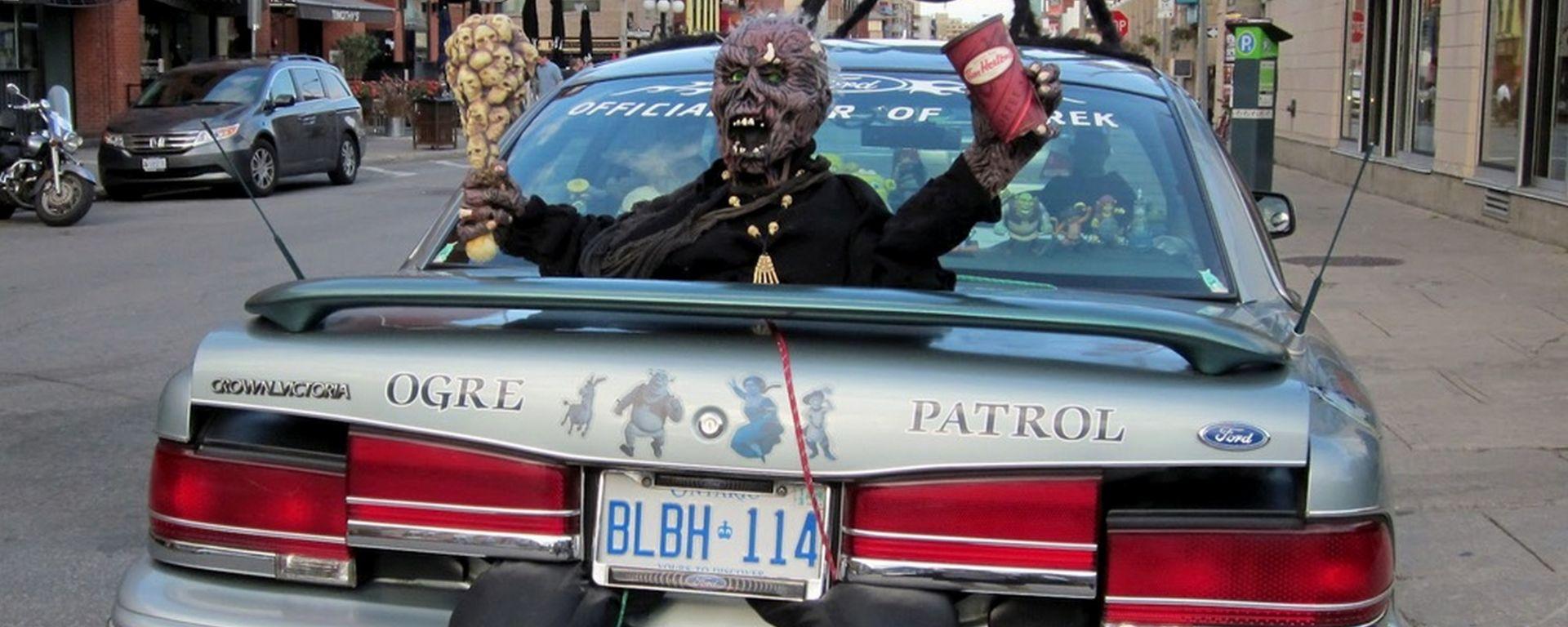 Halloween? Quest'anno lascia che festeggino le auto...