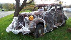 Halloween? Quest'anno lascia che festeggino le auto... - Immagine: 2